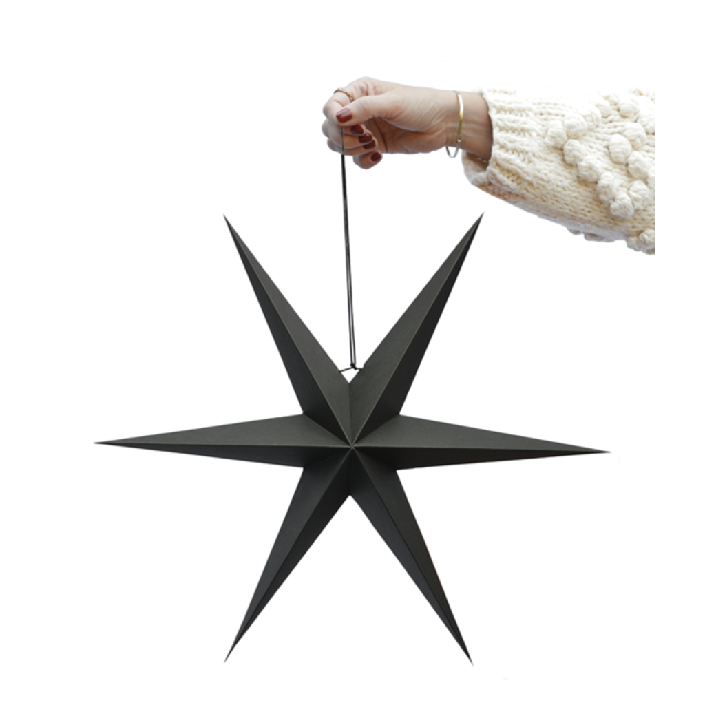 Zwarte sterren set/2