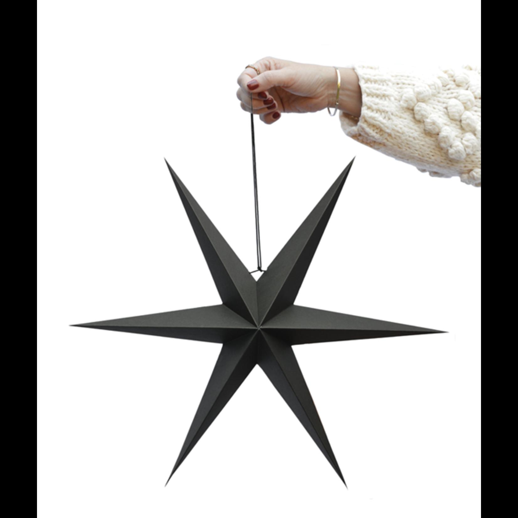 Delight Department Zwarte sterren set/2