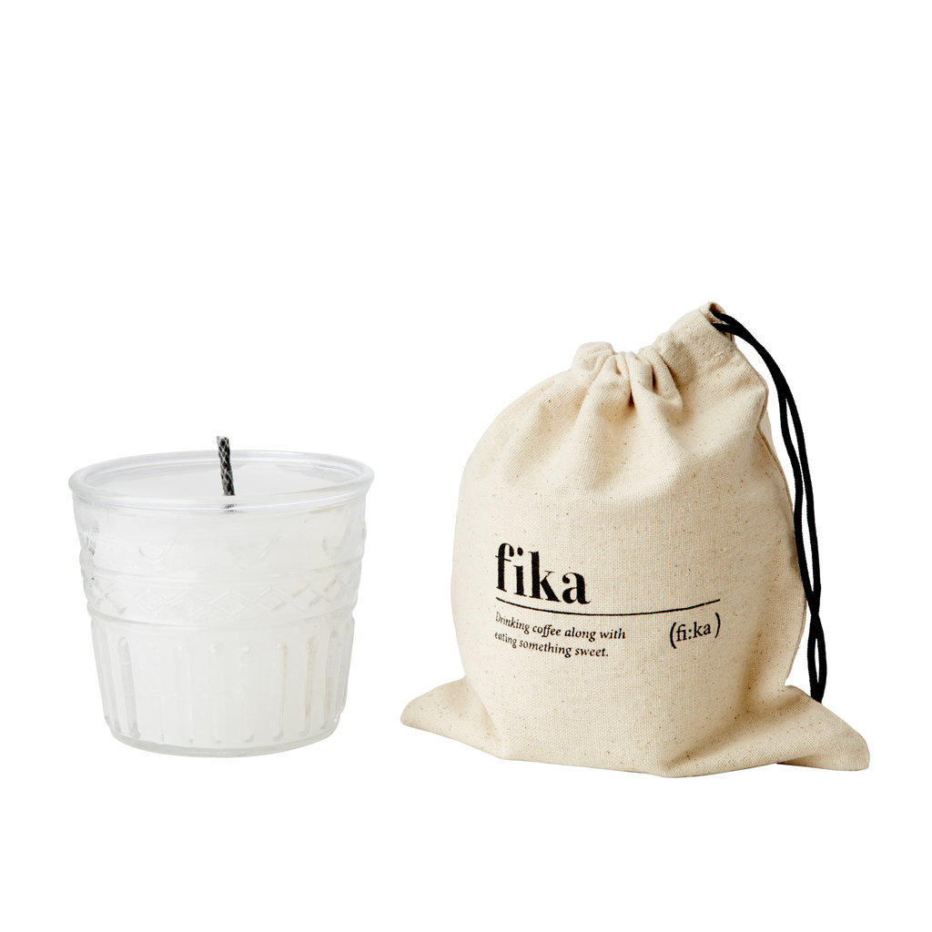Affari Outdoor Candle in gift bag