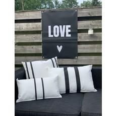 Tuinposter LOVE