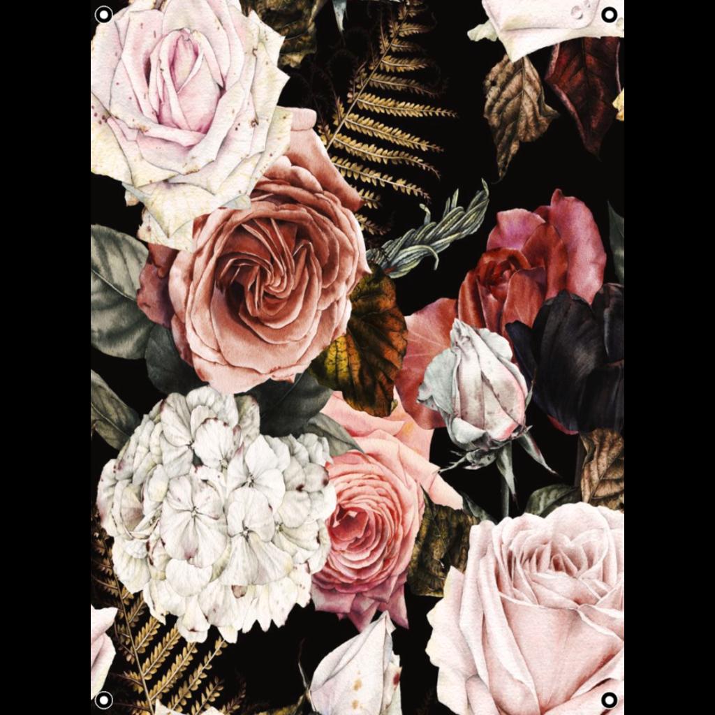 Tuinposter Flowers