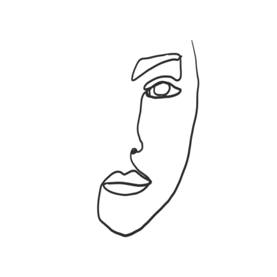 A4 poster Face