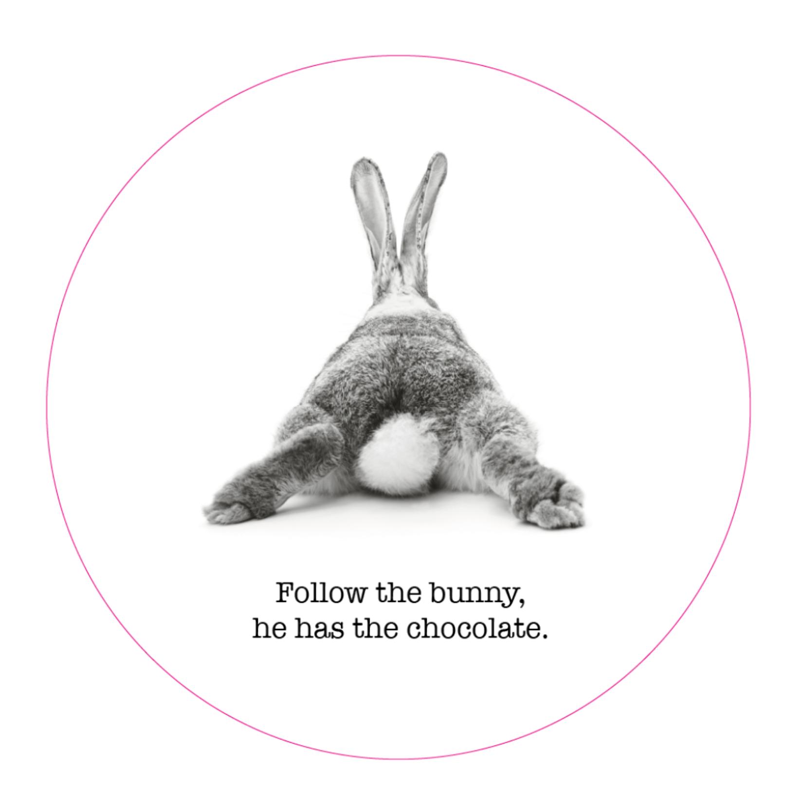 Roundie Follow the bunny