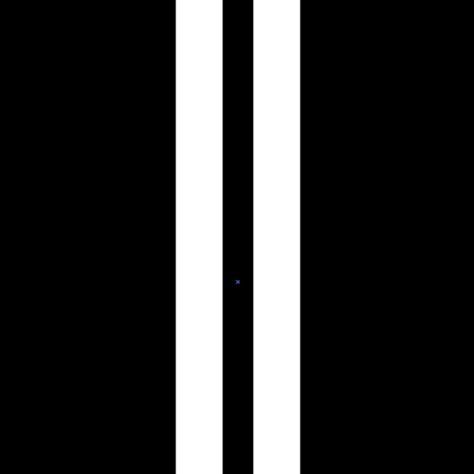 Outdoor Tafelkleed Zwart/wit