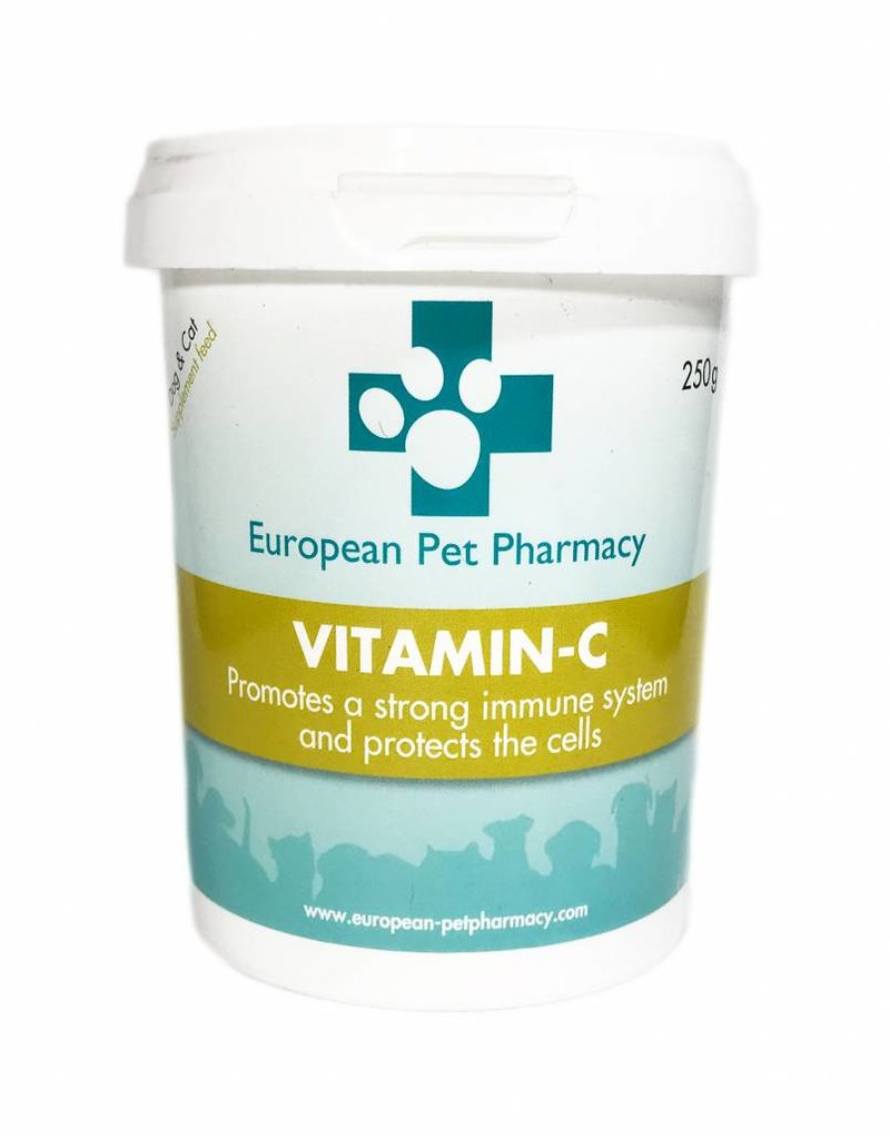 European Pet Pharmacy Vitamine C - 250gr