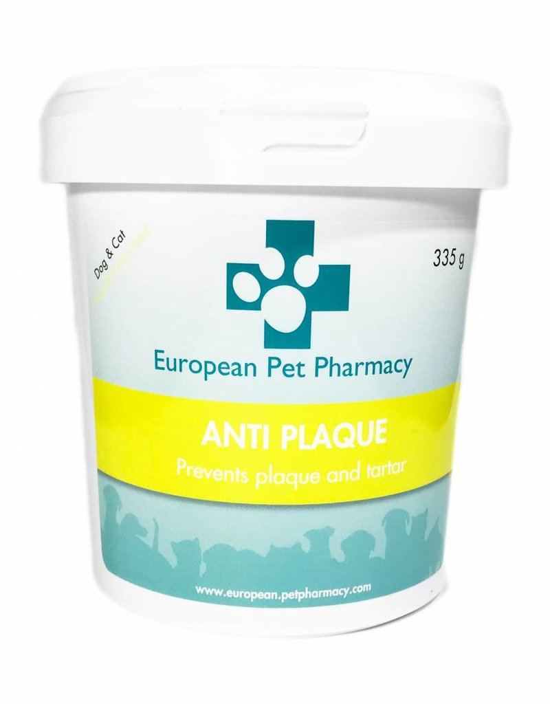 European Pet Pharmacy Anti Plaque - 335gr