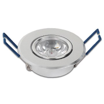 Ledika LED Inbouwspot 1W warm wit