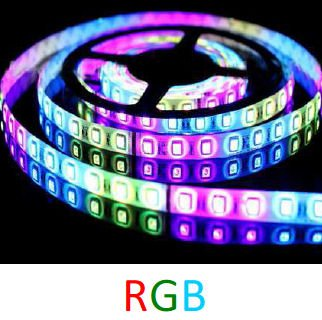 Ledika LED Strip 5050 60pcs 12V IP65 rgb