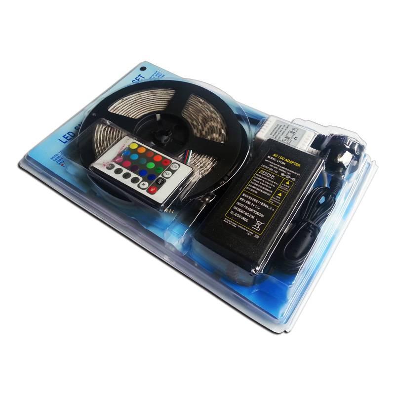 Ledika LED Stripset 5050 60pcs 12V IP65 rgb