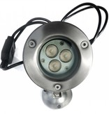 Ledika LED Outdoor Onderwater spot 9W RGB IP68