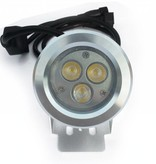 Ledika LED Outdoor Buiten spot 9w warm wit