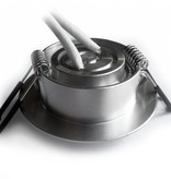 Ledika LED Inbouwspot mini 1W warm wit