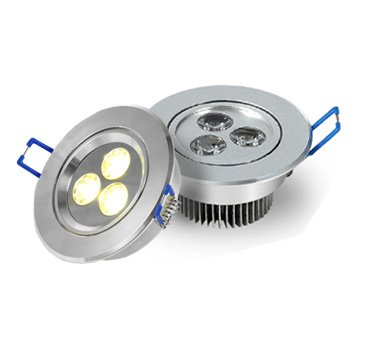 Ledika LED Inbouwspot 3W warm wit