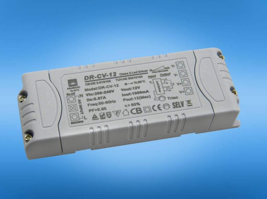 Ledika Dimbare Constant Voltage 12V trafo IP20 max. 12W
