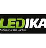 Ledika LED Schijnwerper 60W IP65 RGB + RF afstandsbediening