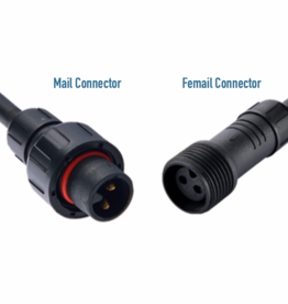 Ledika LED Outdoor Male connector kabel WW
