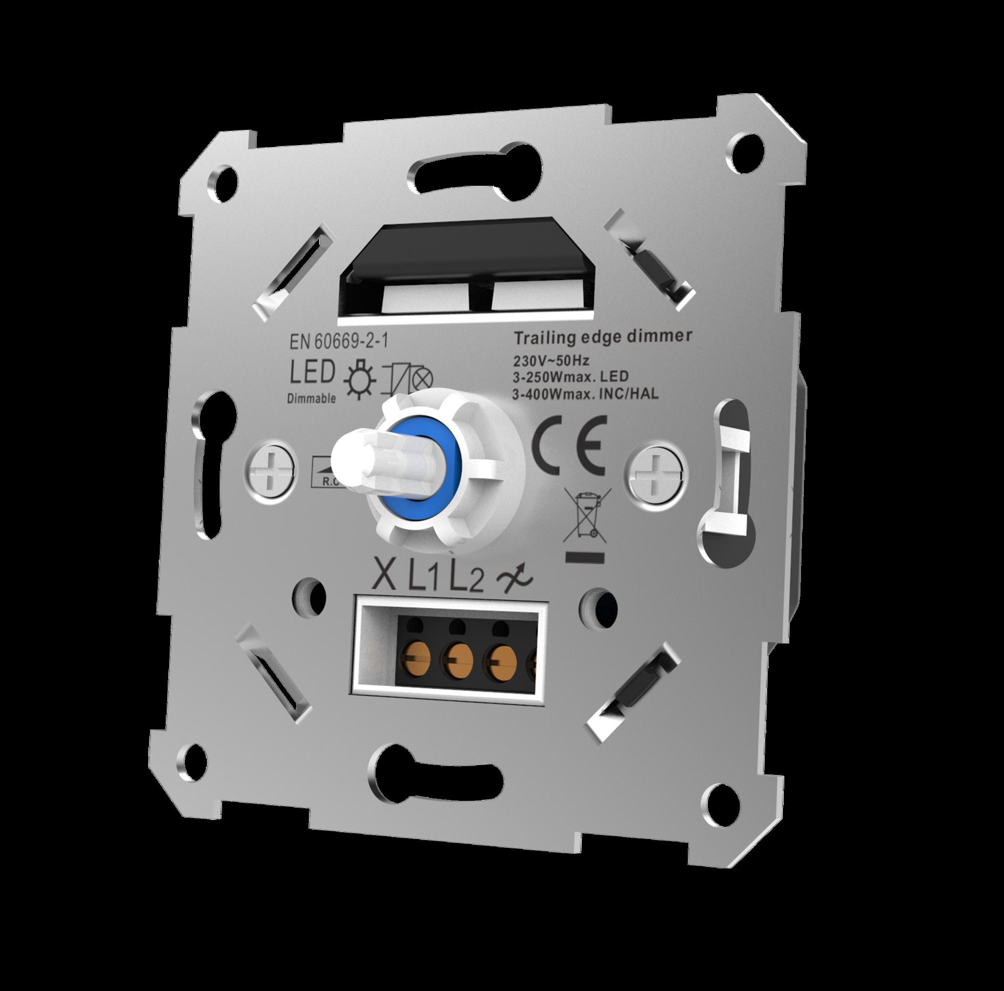 Ledika    230V inbouw leddimmer max. 250W
