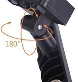 Ledika LED Schijnwerper 100W IP65 externe PIR sensor daglicht wit