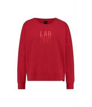 Penn&Ink W18F292LAB sweater print love 31