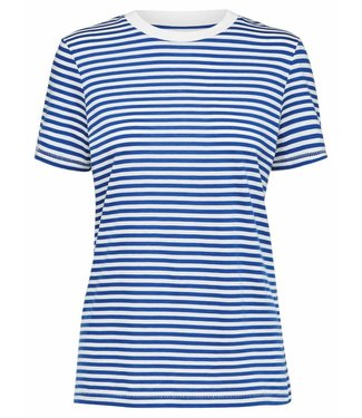 Selected Femme 16053765 SFMY Perfect SS TEE Snow white W Liberty J/K