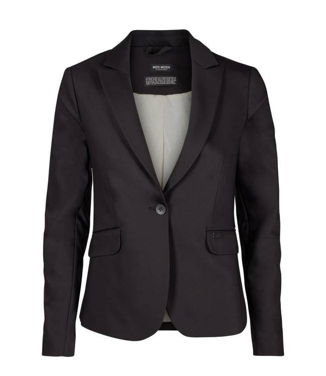 Mos Mosh 112570 BLAKE NIGHT BLAZER 801 BLACK