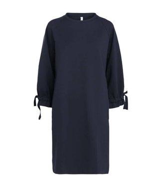 Summum 5s967-3984 Dress interlock night blue