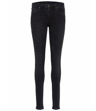 Selected Femme 16064385 FLFIDA skinny jeans Black denim black washed