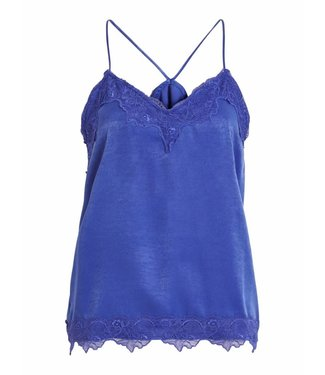 Vila 14048870 Viamine singelt Clematis blue