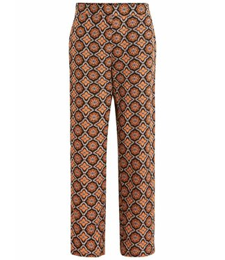 Vila 14049897 Vieselta pants Russet Orange