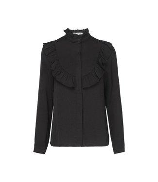 Sofie Schnoor S183244 Black Shirt