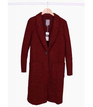 Geisha 88522-70 Coat 000480-burgundy