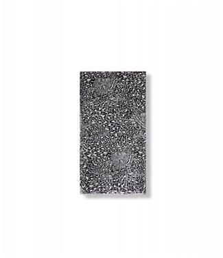 Alix 187003908 Ladies woven animal scarf – Light grey