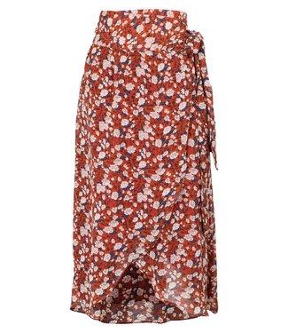 Neo Noir 130236 Emmeline Skirt 537 Flower Print