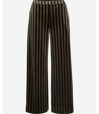 MOSS Copenhagen 13678 Rasmine Pants Black stripe