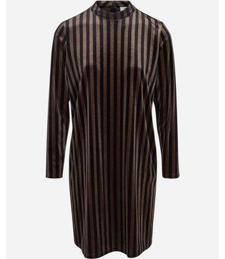 MOSS Copenhagen 13744 Rasmine Dress Black stripe