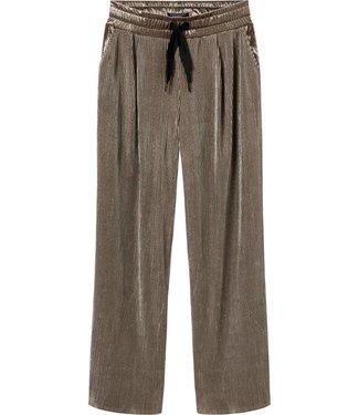 Maison Scotch 146691-0693 Wide leg drapey velvet pants
