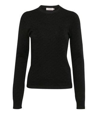 Soaked in Luxery 30403913 SX Menika jumper Black