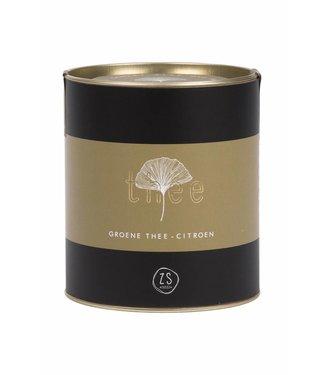 Zusss 07TK18nD Thee in luxe koker Groene thee-citroen