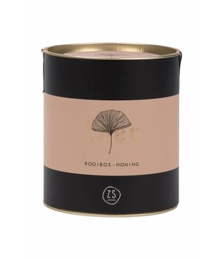 Zusss 07TK18nD Thee in luxe koker Rooibos-honing