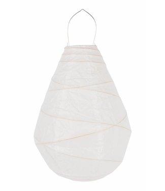 Zusss 05BP18vBL Ballon van papier L 24x35cm
