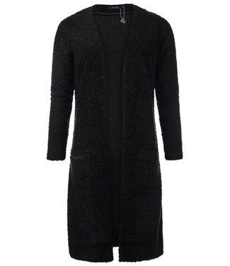 Dayz Nine Cardigan in Black