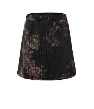 Dayz Odelyah Glitter stripe flower skirt