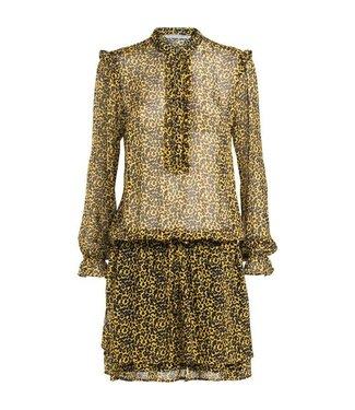 Summum 5s1007-10740 Dress viscose animal print