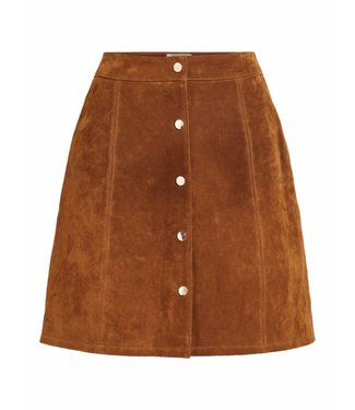 Vila 14050397 Vibotini HW suede Skirt