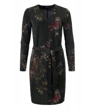 Dayz Ocienne Glitter Stripe Flower Dress