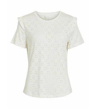 Vila 14051229 Vimsa S/S T-Shirt