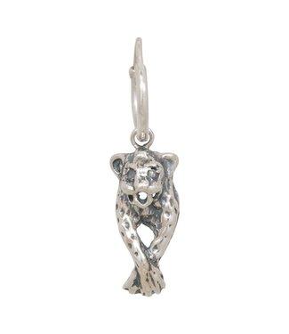 Anna+Nina 011717S0000 Single leopard ring