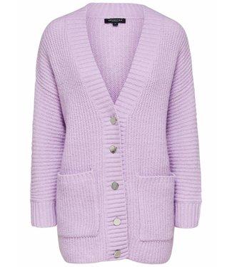 Selected Femme 16066383 Slfclova ls knit cardigan