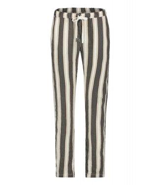 Penn&Ink S19F456 Trousers stripe