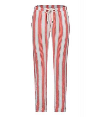 Penn&Ink S19F456 Trousers stripe.